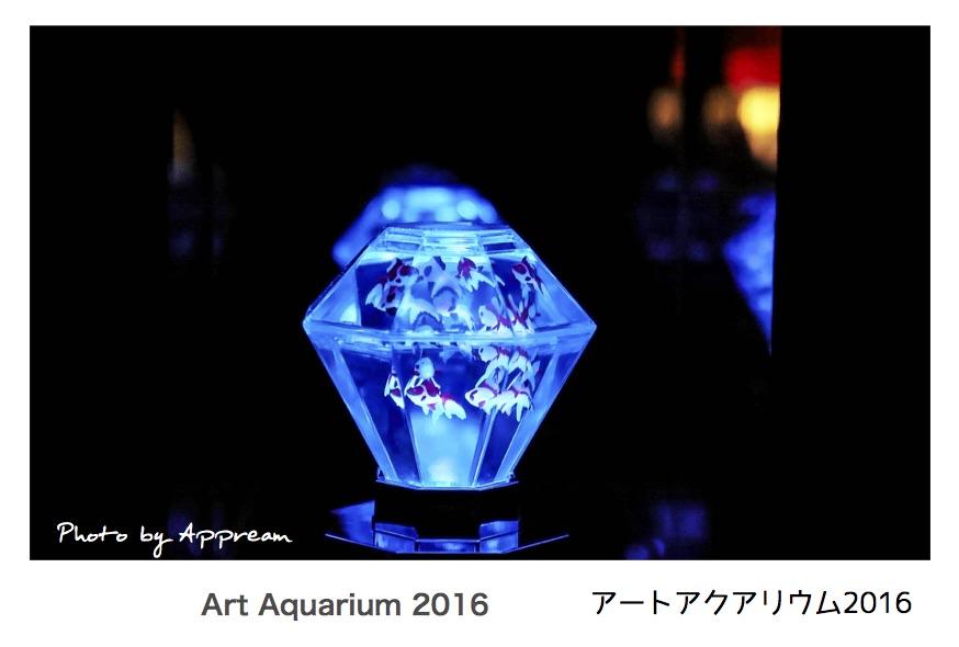 アートアクアリウム のコピー