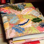 東京駅でフェイラー(FEILER)の新作商品:ブックカバー買ってきました
