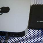 Mac miniに外付けSSD