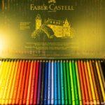 絵を描く筆記用具:色鉛筆『FABER-CASTELL Polychromos』